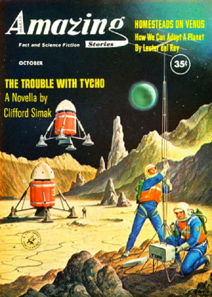 Edgar Rice Burroughs | Adventure magazine, Pulp science