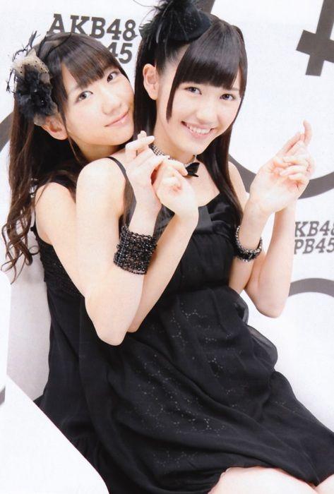 Kashiwagi Yuki, Watanabe Mayu #AKB48