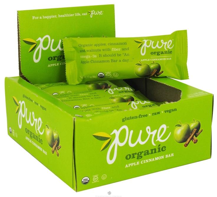 Buy PureBar - Pure Organic Bar Cherry Cashew - 1.7 oz. at LuckyVitamin.com