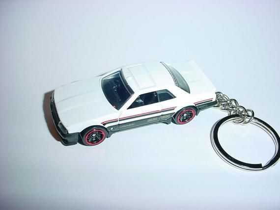 3D 1982 Nissan Skyline R30 custom keychain by Brian Thornton