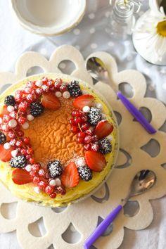 Japanese Cottono Cheesecake