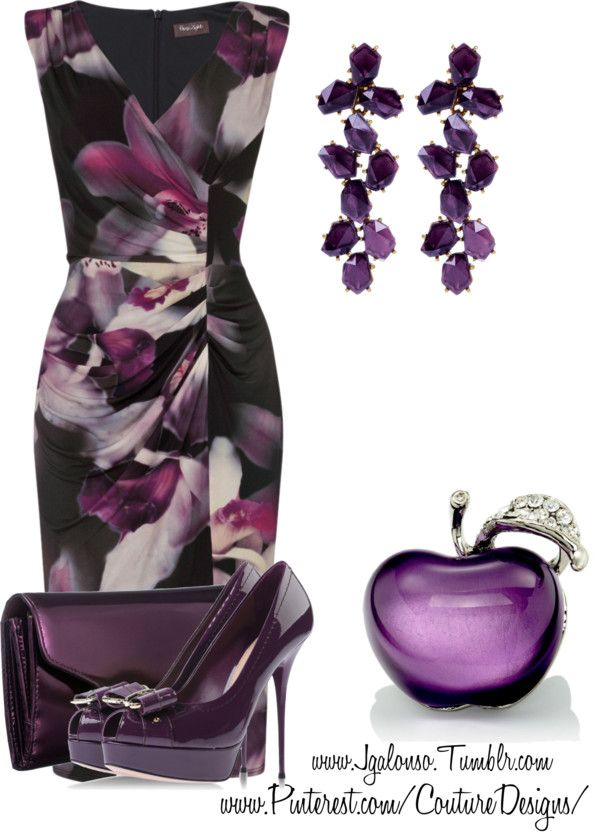 """""""Couture Chic Designs- Outfit"""" by jgalonso ❤ liked on Polyvore"""