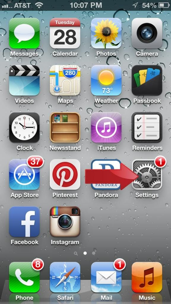 How to childproof your iPhone apps