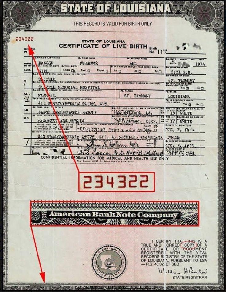 196 best Investigating The Matrix images on Pinterest - copy fresno california birth certificates