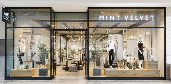 Mint Velvet opens first standalone mall store - Retail Design World