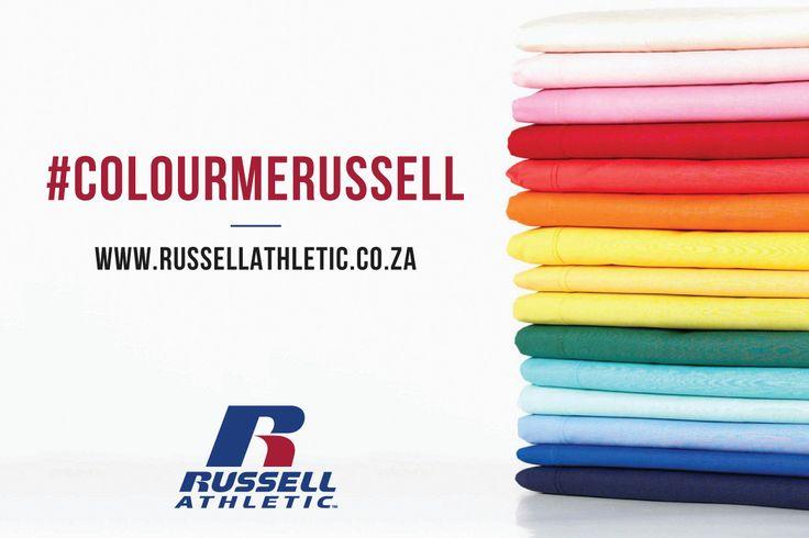 Shop online www.russellathletic.co.za