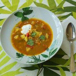 Nielen čínska ostrokyslá polievka, ale aj thajská tom yum a mnohé iné recepty na polievky.