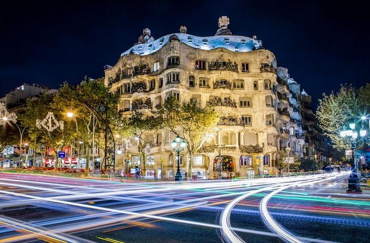 Saturday Night in  #Barcelona
