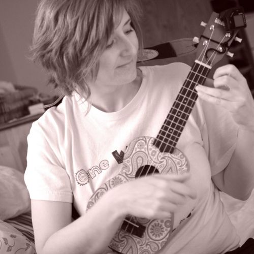 I am Monica Smith, a Children's Librarian from Sandy, Oregon. I love to play the ukulele during storytime. You can read more about me at my blog, Blatherskiteblog.com.