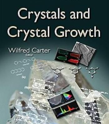 Crystals And Crystal Growth PDF