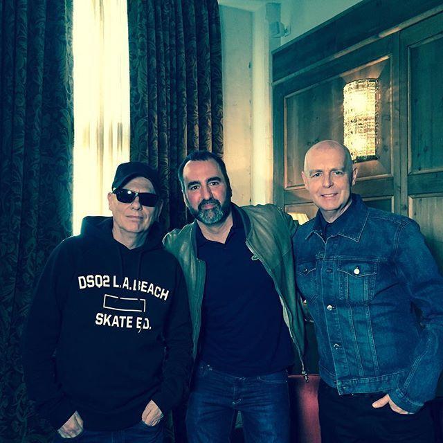 #petshopboys #super #icons #popkids #interview #newalbum #berlin #coolguys #rtl #exclusiv