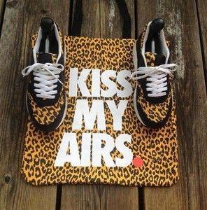 Kiss My Airs. #Nike #JustDoIt #Fitness I want it, I want it, I want it.