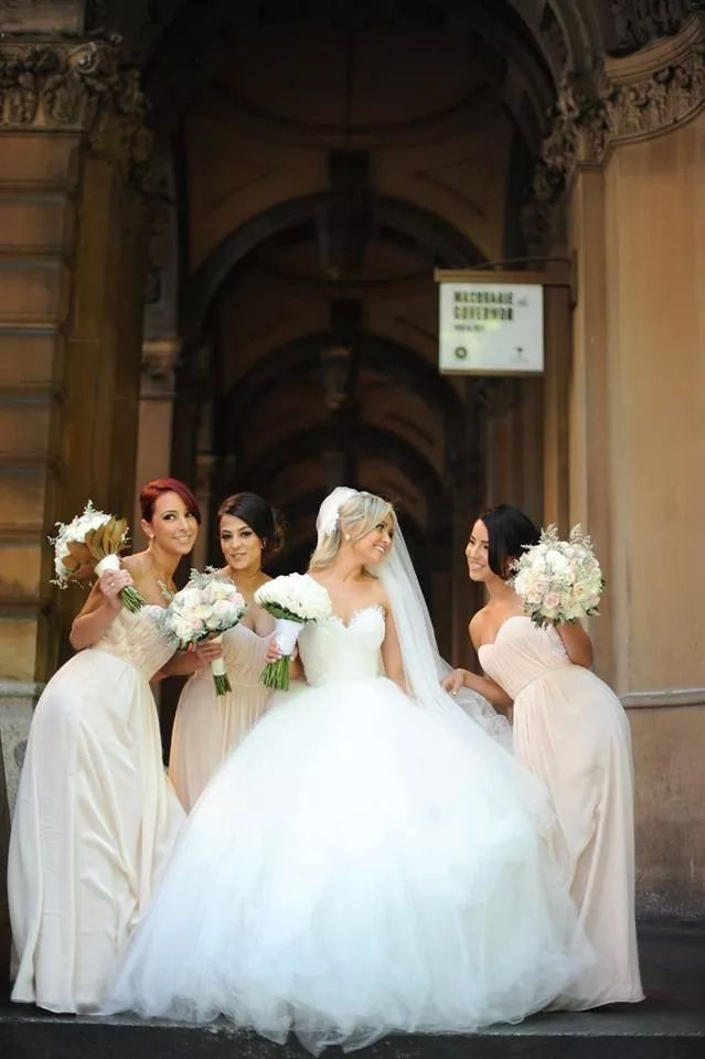 Suzanna blazevic couture it 39 s all about the wedding for Suzanna blazevic wedding dresses