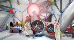 Claudia Schleyer Interaktive Exponate   Interactive Exhibits   Prince Salman Science Oasis
