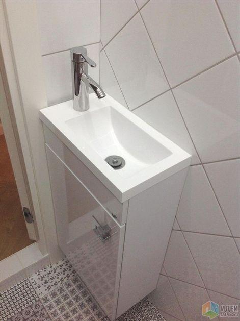 Mini Rakovina V Tualete Smallbathroomdesigns Work Inspo In 2019