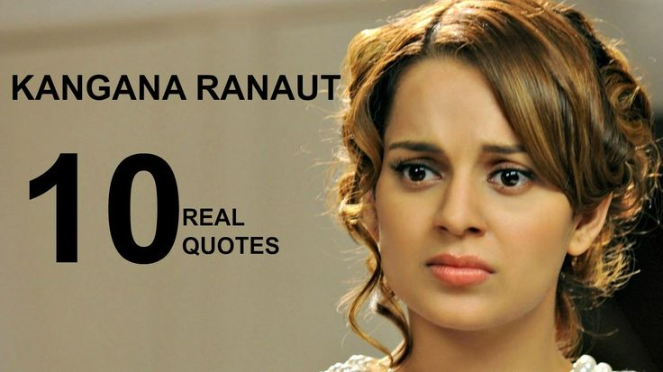 Kangana Ranaut 10 Real Life Quotes on Success | Inspiring | Motivational Quotes