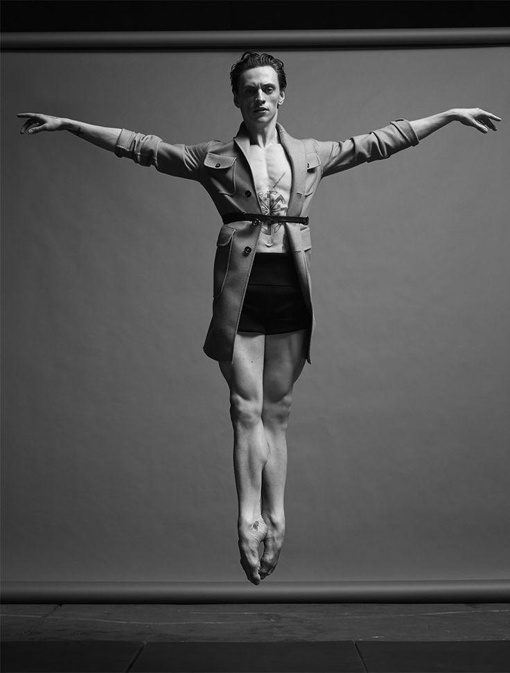 Sergei Polunin by Jacob Sutton | Numéro Homme | Homotography