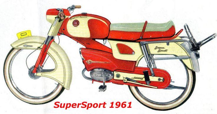 Batavus 1961 Supersport