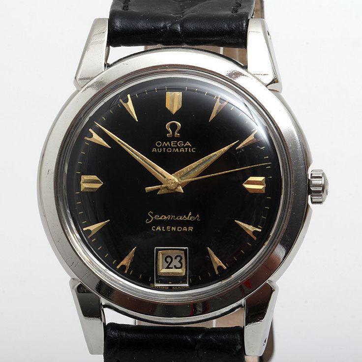 Omega Seamaster Calendar Automatik Luxus Herrenuhr 1951 - Ref. 2627 - Kal. 353 | Uhren & Schmuck, Armband- & Taschenuhren, Armbanduhren | eBay!