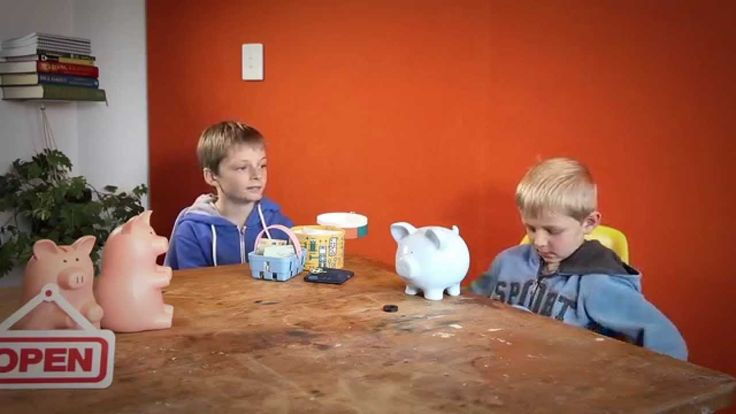 How do you help your kids understand the value of money and what happens when you ask kids how much money you need to be rich? #kids #money #parenting #tips