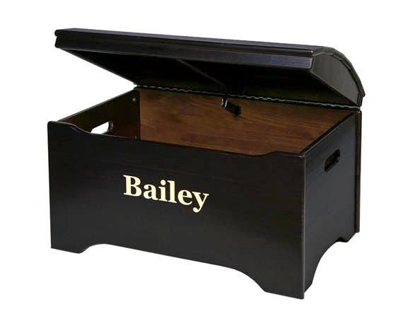 Treasure Chest Toy Box Wooden Toy Chest Unfinished Wood Toy Box Diy Furniture Wooden Toy Chest Wood Toy Box Toy Boxes