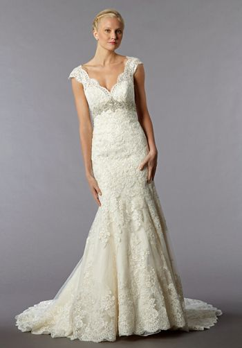If I could do my wedding dress over... Alita Graham - 12061