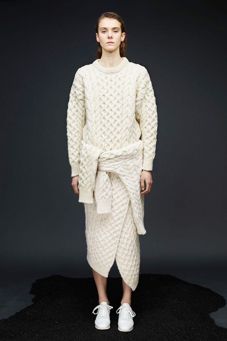 #Aran #Knitwear dress