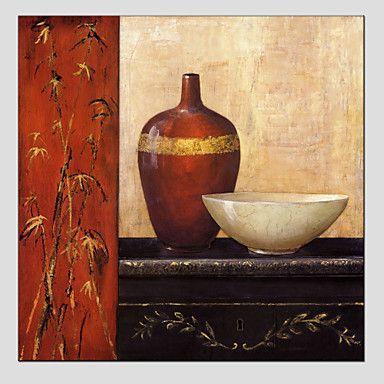 pinturas a óleo estilo abstrato, material de lona, pintura único tamanho: 60 x 60cm. de 3730447 2016 por R$40,53