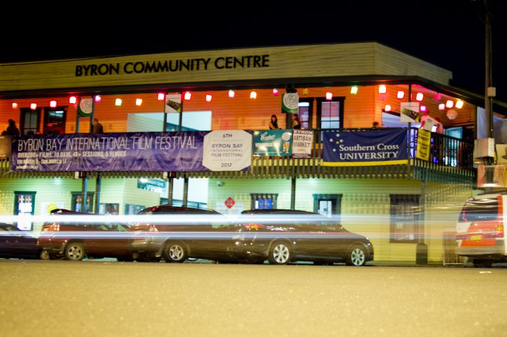 #BBFF 2012, Byron Community Center #filmfestival