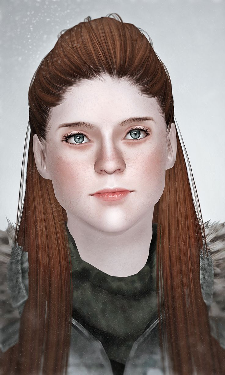 Rose Leslie as Ygritte fromGame of Thrones