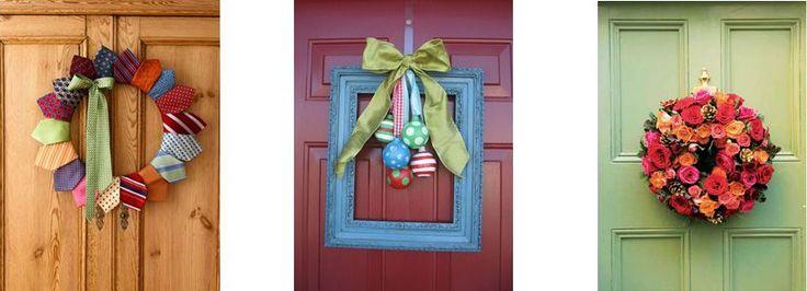 Misafirlerinizi, evinizin kapısına asacağınız kapı süsü ile karşılayarak tarzınızı ve kişiliğinizi yansıtabilirsiniz!