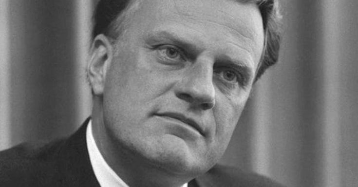 A list of the best Billy Graham quotes. …