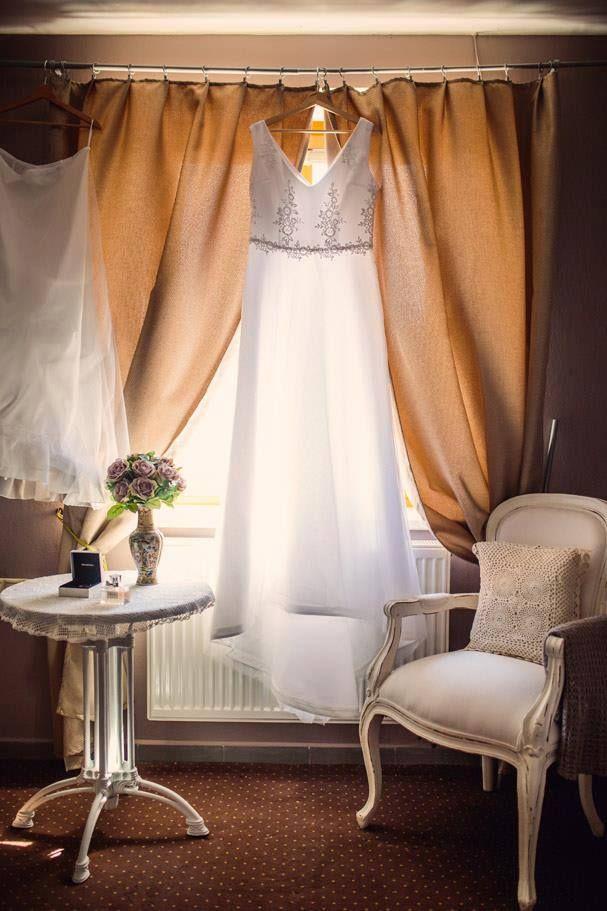 Lusinda svatební   custom made wedding dress, lace