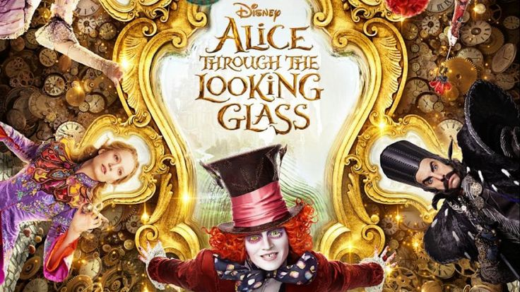 Preview Scenes from Disney's 'Alice Through the Looking Glass' for a Limited Time Starting May 6 https://plus.google.com/+Orlandoescape-orlando-hotels/posts/h3soHjv375G