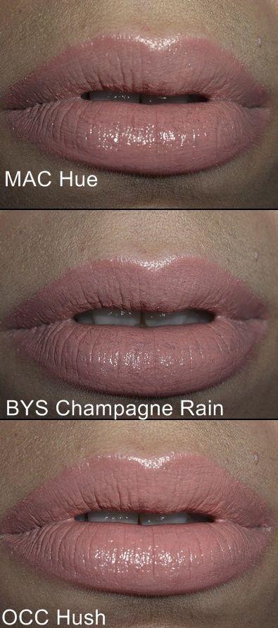 Makeup and Macaroons: MAC Hue dupes