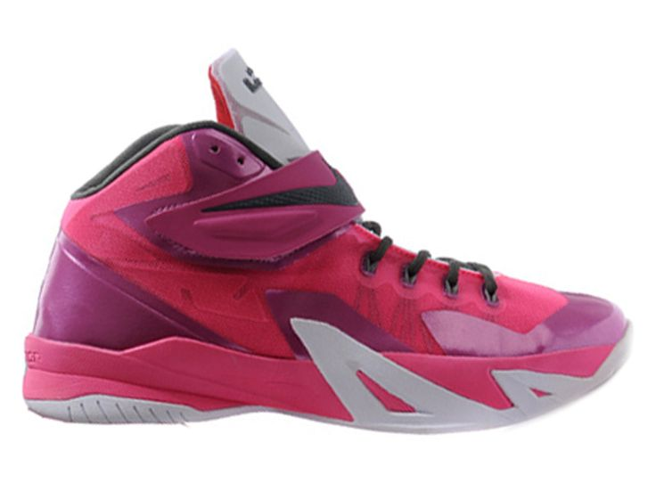Chaussure De Basketball Nike Zoom Lebron Soldier Iv