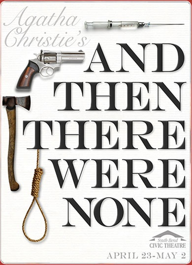 a review of and then there were none a novel by agatha christie Agatha christie is the mother of mystery novels a great place to start your students with mystery is with her iconic novel and then there were none, originally title &quotten little indians&quot this package includes 5 mini review activities: .