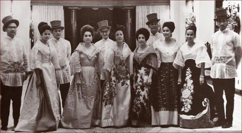Filipiniana dresses & barong tagalog