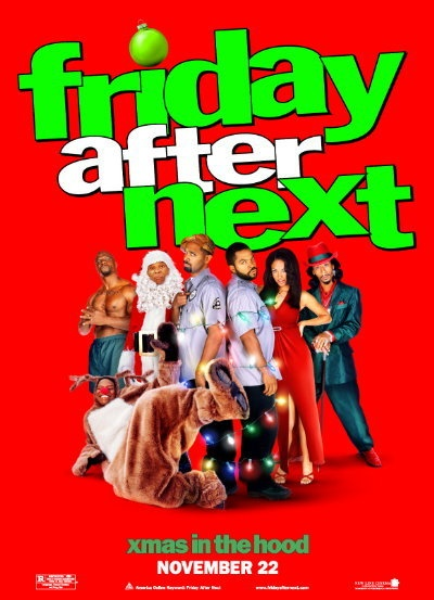 Friday Movie   With a new Friday movie still in the works, Ice Cube recently signed ...