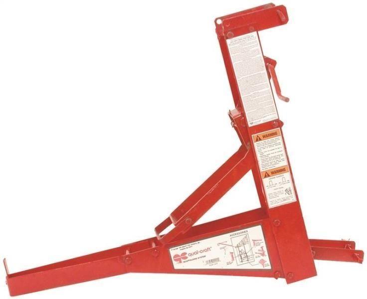 Qual-Craft 2200 Pump Jack Steel Scaffolding