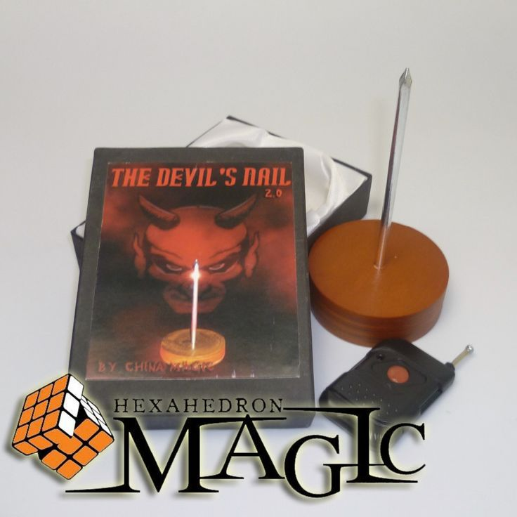 >> Click to Buy << Free shipping Devils Nail2.0 - Stage Magic,Mentalism / close-up street professional magic tricks products Standard Parlor, Stage #Affiliate