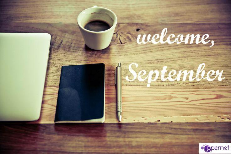 Welcome, September...las vacaciones molan, pero los nuevos retos también ;)