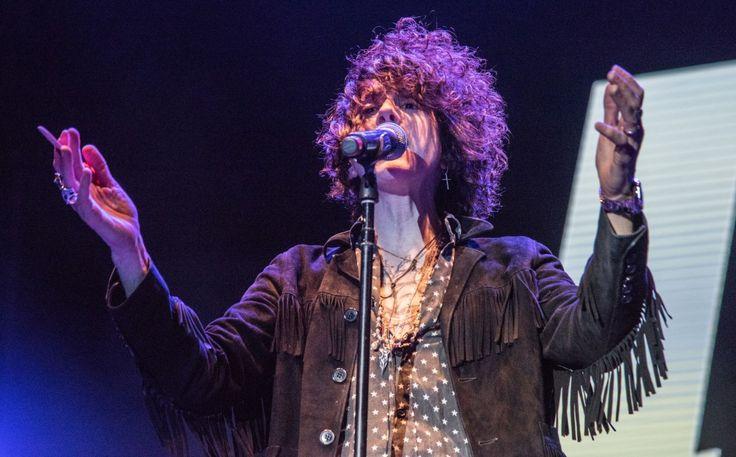 Guarda le immagini più emozionanti scattate durante il live di LP al GruVillage Festival