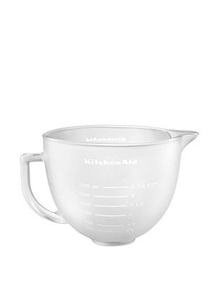 KitchenAid Zubehör Für Küchenmaschinen Classic + Artisan K5Gbf Milchglasschüssel
