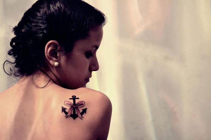 tatuaje de ancla