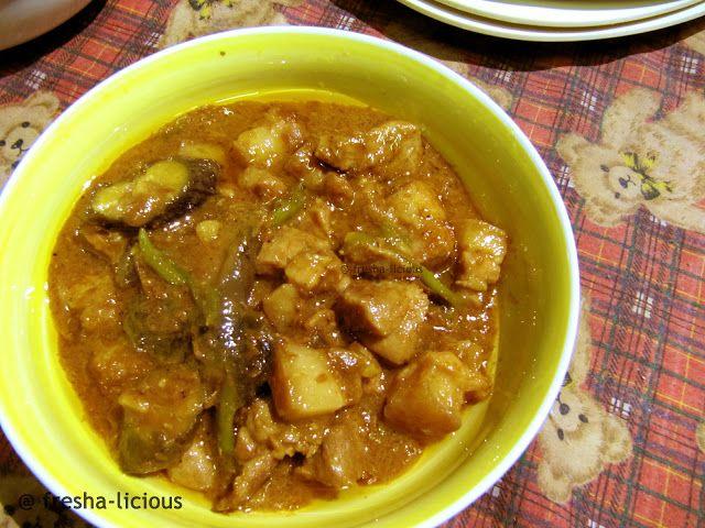myFresha-licious: Binagoongang Baboy   | more Filipino and Asian recipes at http://www.myfresha-licious.com/