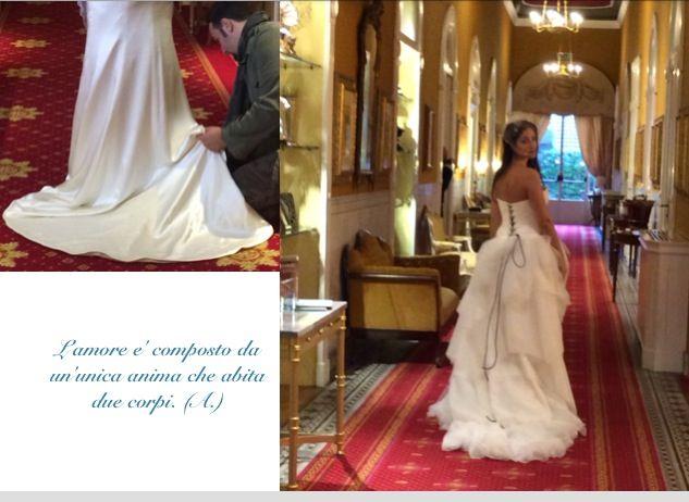 La mia Cenerentola? Eccola in una location da favola! www.tosettisposa.it #wedding #tosetti #ght_lakecomo #danytanzi #tosettisposa # weddigdress #alessandrotosetti