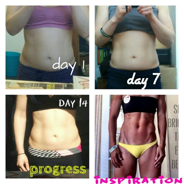 This time it's my own results... Being fit is fun, but inspiration is what motivates progress. Why not improve? Join me!