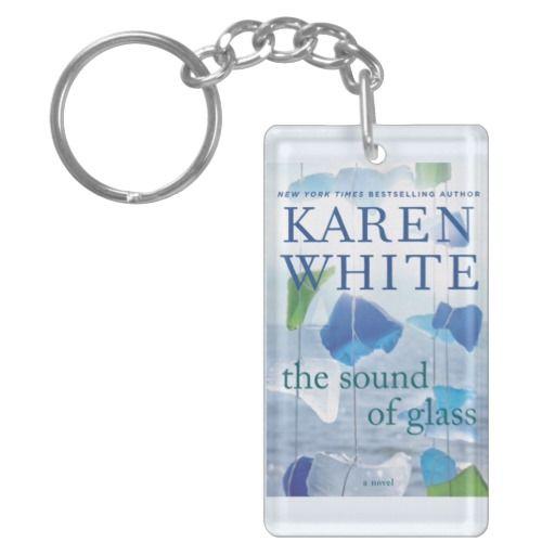 THE SOUND OF GLASS Keychain