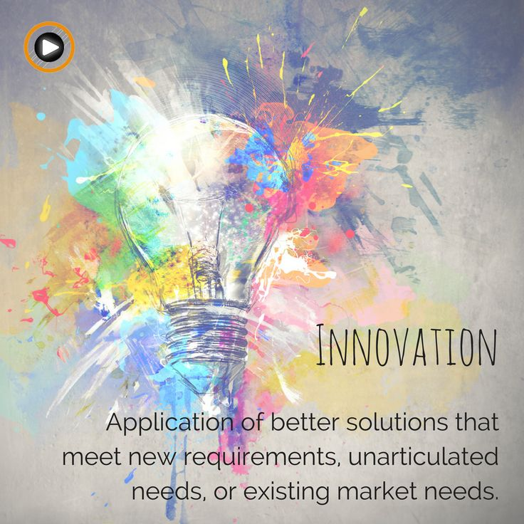 Continuing about Innovation and how we are defining it in our team? Do you agree? #innovation #corevalues